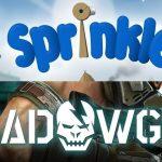 Sprinkle et Shadowgun – Disponibles pour tous