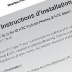 HTC Sync – La version 3.0 complète pour MAC