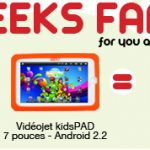 Geeks Family – Un pack original chez Tablette Store