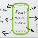 Foxit Mobile PDF – Disponible sur Android Market