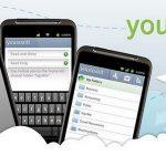 YouSendIt – Version Android de l'application officielle sur le Market