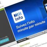 FranceTV Info – Suivez l'info minute par minute