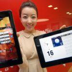 LG Optimus Pad LTE – Annonce officielle.