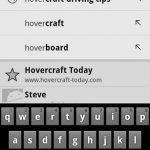 Google Search – Nouvelle version de l'application Android