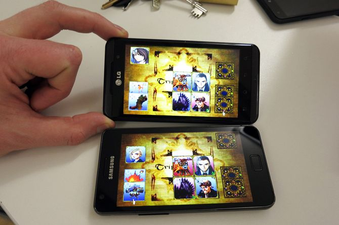 Triple Triad Android