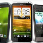 #MWC2012 HTC présente sa gamme One – les HTC One V, S et X