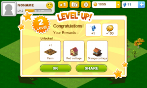 Level UP Miracle City
