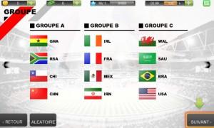 Liste coup Real Football 2012