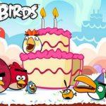Angry Birds – Une mise à jour pour son 2ème anniversaire !