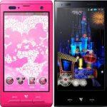 Disney Mobile – 2 nouveaux terminaux pour le japon