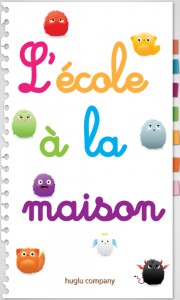 Application Ecole à la maison