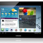 Samsung annonce officiellement la Galaxy Tab 2 en 10,1″