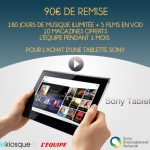 Sony Tablet S – La version wifi à 349 euros chez Tablet Store