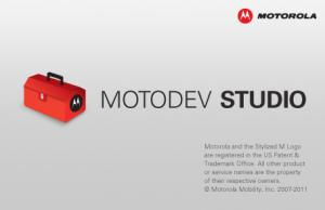 Logo motodev studio