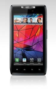 Face Motorola RAZR