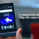#MWC2012 Sony – Annonce du Xperia U