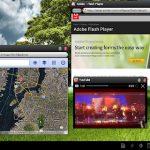 OverSkreen – Un navigateur internet multi-fenêtré sous Android