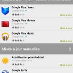 Google Play Movies, Books et Music arrivent en France !