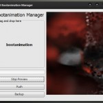 Bootanimation Manager – Une solution simple pour changer son animation de démarrage