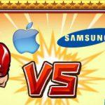 Apple réclame à Samsung et Motorola jusqu'à 15$ par terminal Android vendu