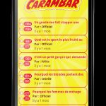 Blagues Carambar – L'application Android qui colle aux dents