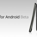 Chrome Beta pour Android – Disponible dans 20 pays #MWC2012