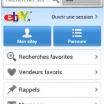 eBay annonce l'application eBay mobile pour Android
