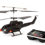 Griffin Helo TC Assault – Un hélicoptère pilotable avec Android