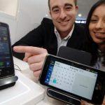 #MWC 2012 – LG propose une nouvelle façon de recharger son terminal