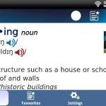 Oxford Advanced Learner's 8 – Une application pour vous aider à parler anglais