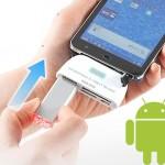 Sanwa USB reader dock – Un combo USB host et lecteur de carte pour terminal Android