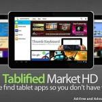 Tablified – Un bon moyen pour trouver des applications optimisées pour tablette