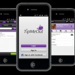 TipMeOut – Application de partage d'adresses avec notations et organisation d'évènements, disponible en bêta sur le Play Store