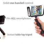 SlingShot – Un stabilisateur/trépied pour smartphone en cours de financement
