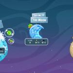 Angry Birds Space – 10 nouveaux niveaux