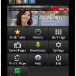 Opera Mobile – Prise en charge expérimentale des extensions pour Android