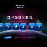 Le Samsung Galaxy S III finalement annoncé… dans quelques minutes ?!