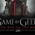 Les Geeks la BD – Indice pour le concours du TOME 8 [épée numéro 10]