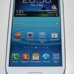 Vidéos de prise en main du Samsung Galaxy S3