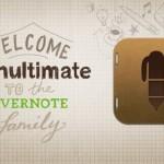 Evernote – Rachat de l'application iOs Penultimate