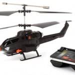 Helo TC Assault – Nouvelle version de l'hélicoptère pilotable sous Android