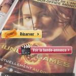 Application Les Cinémas Gaumont Pathé – Réalité augmentée et American Pie 4