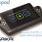 Wikipad – La tablette pour gamers grandit et s'allie avec Gaikai