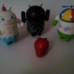 Photo Galaxy S II sans flash