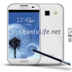 [Rumeur] Samsung Galaxy Note 2 – 5,5 pouces et sortie prévue en Octobre