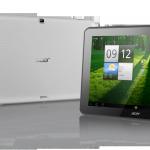 Acer – Les nouveautés tablettes 2012