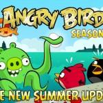 Angry Birds Seasons – 30 nouveaux niveaux