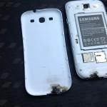 Le Galaxy S3 explosif !