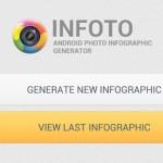 InFoto – Créez de jolies infographies sur les stats de vos photos