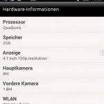 HTC – Déjà un successeur pour le One X pour mieux contrer le Galaxy S III ?
